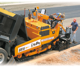 Gordon Blacktopping offers new asphalt construction, pavement resurfacing, asphalt repairs and asphalt maintenance.